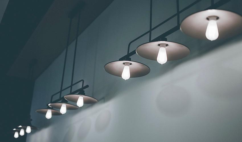 Commercial lighting case